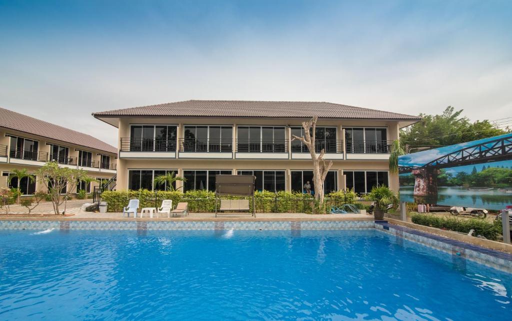 Sky Resort Kanchanaburi สกาย รีสอร์ท กาญจนบุรี