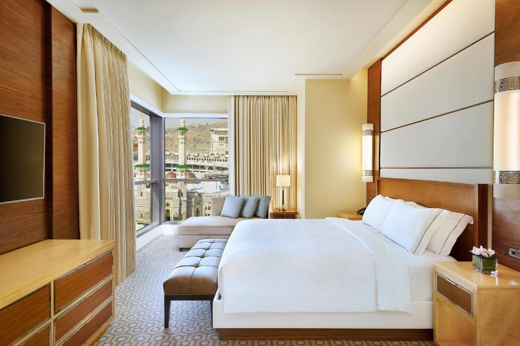 Hotel Conrad Makkah (Arabia Saudí La Meca) - Booking.com