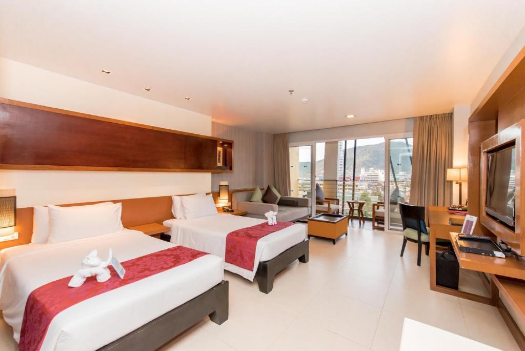 هتل اشلی هاب پاتونگ