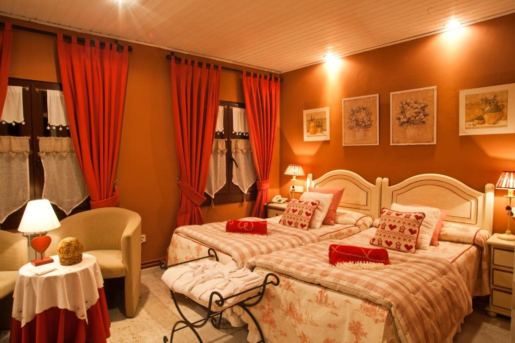 boutique hotels lleida provinz  249