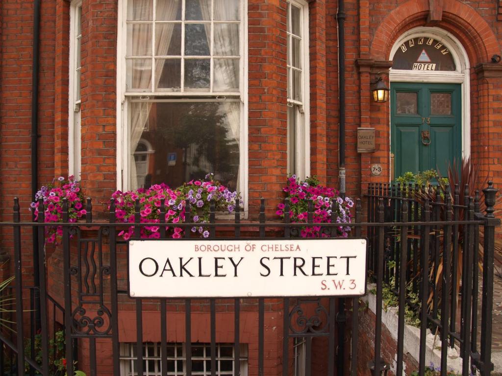 Oakley Street.