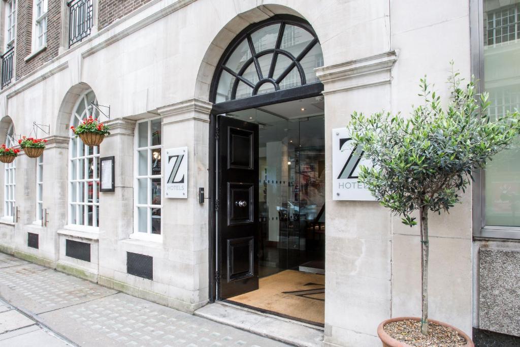 The Z Hotel Victoria.