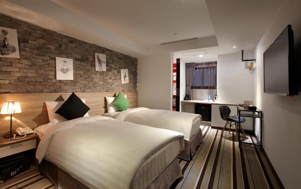 ห้องพักของ RF Hotel - Zhongxiao