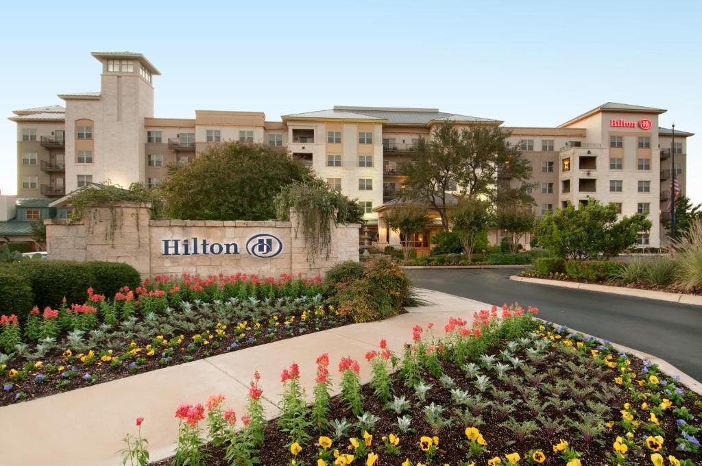 Hilton San Antonio Hill Country.