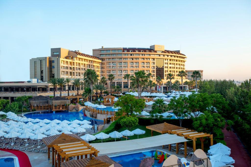 hotel halal FAME RESIDENCE LARA & SPA UMMAHTRIP