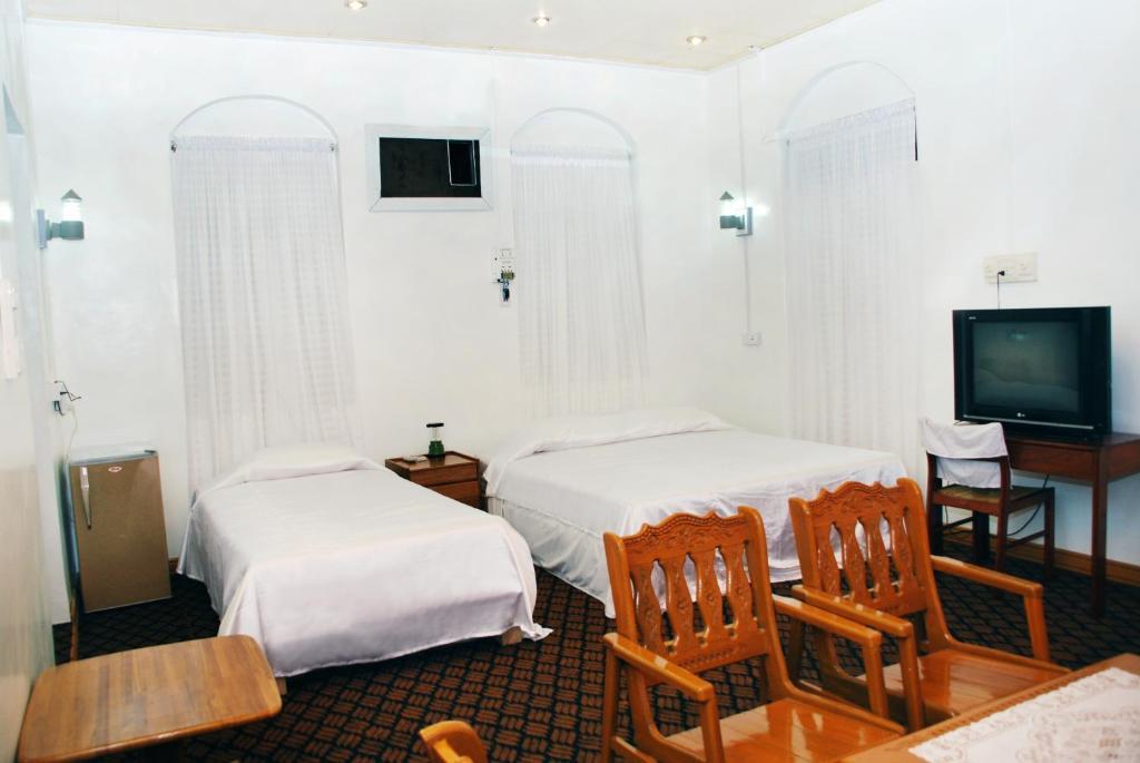 Hébergement de l'établissement Than Lwin Hotel