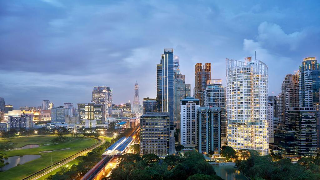 アナンタラ バーン ラジャプラソン バンコク サービスド スイーツ タイ バンコク Booking Com