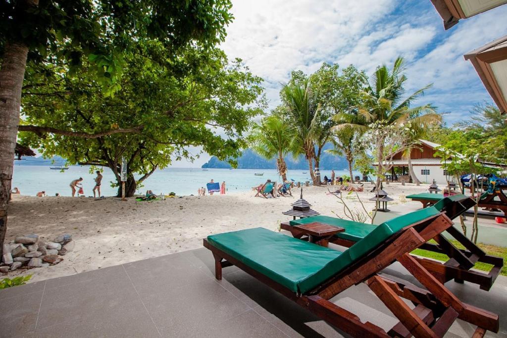 Отели с собственным пляжем на Пхи-Пхи