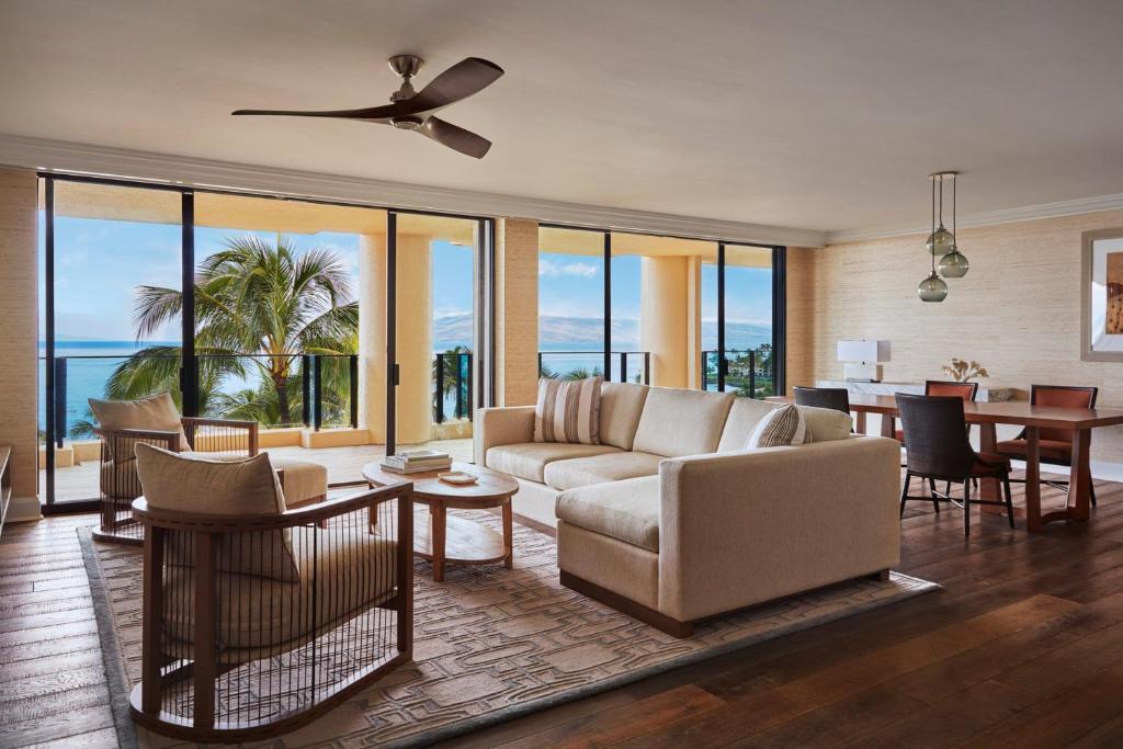 ハワイ,マウイ島ワイレア,フォーシーズンズ リゾート マウイ アット ワイレア(Four Seasons Resort Maui at Wailea)
