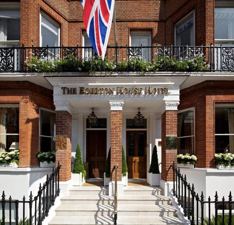 Egerton House.