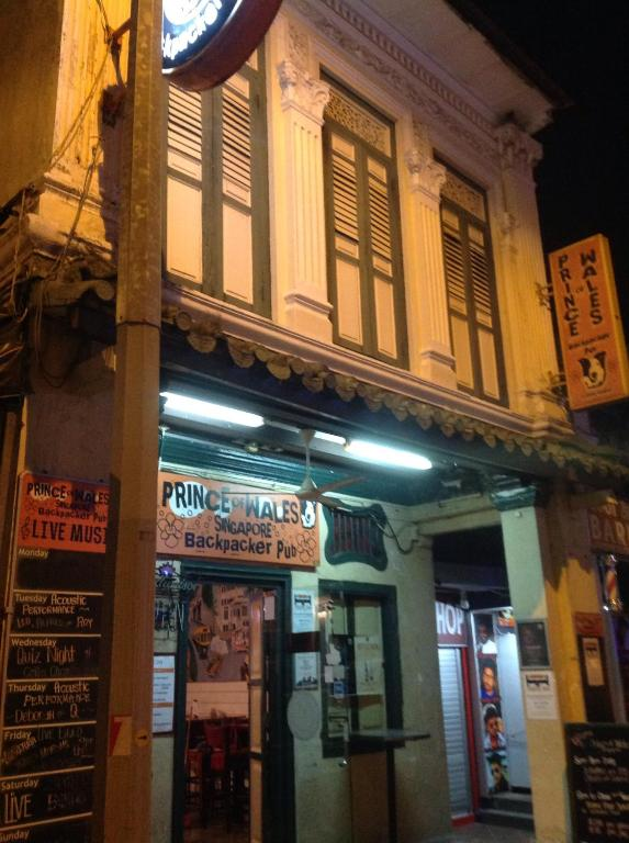 Prince of Wales - Little India