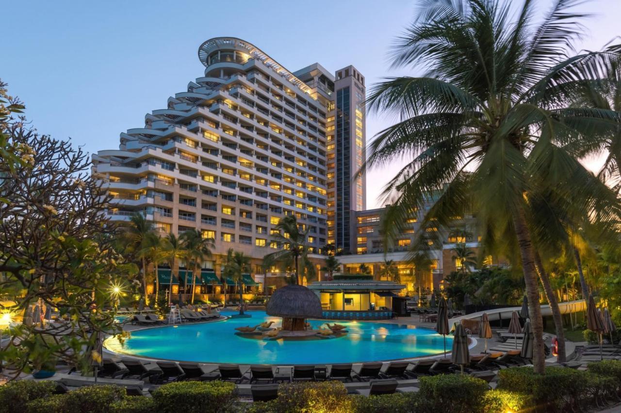 5  причин выбрать вариант размещения Hilton Hua Hin Resort & Spa