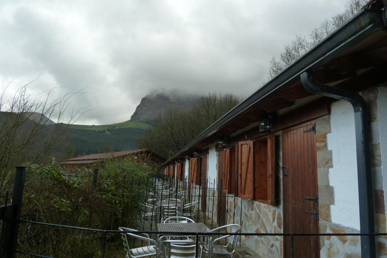 Apartamentos Camping La Barguilla Ramales de la Victoria สเปน - Booking.com