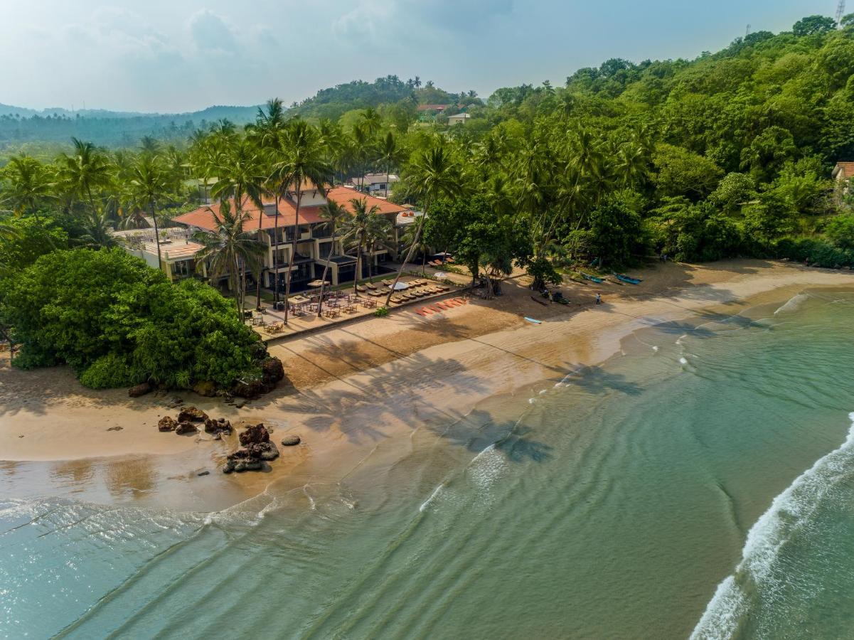 отель шри ланка с пляжем