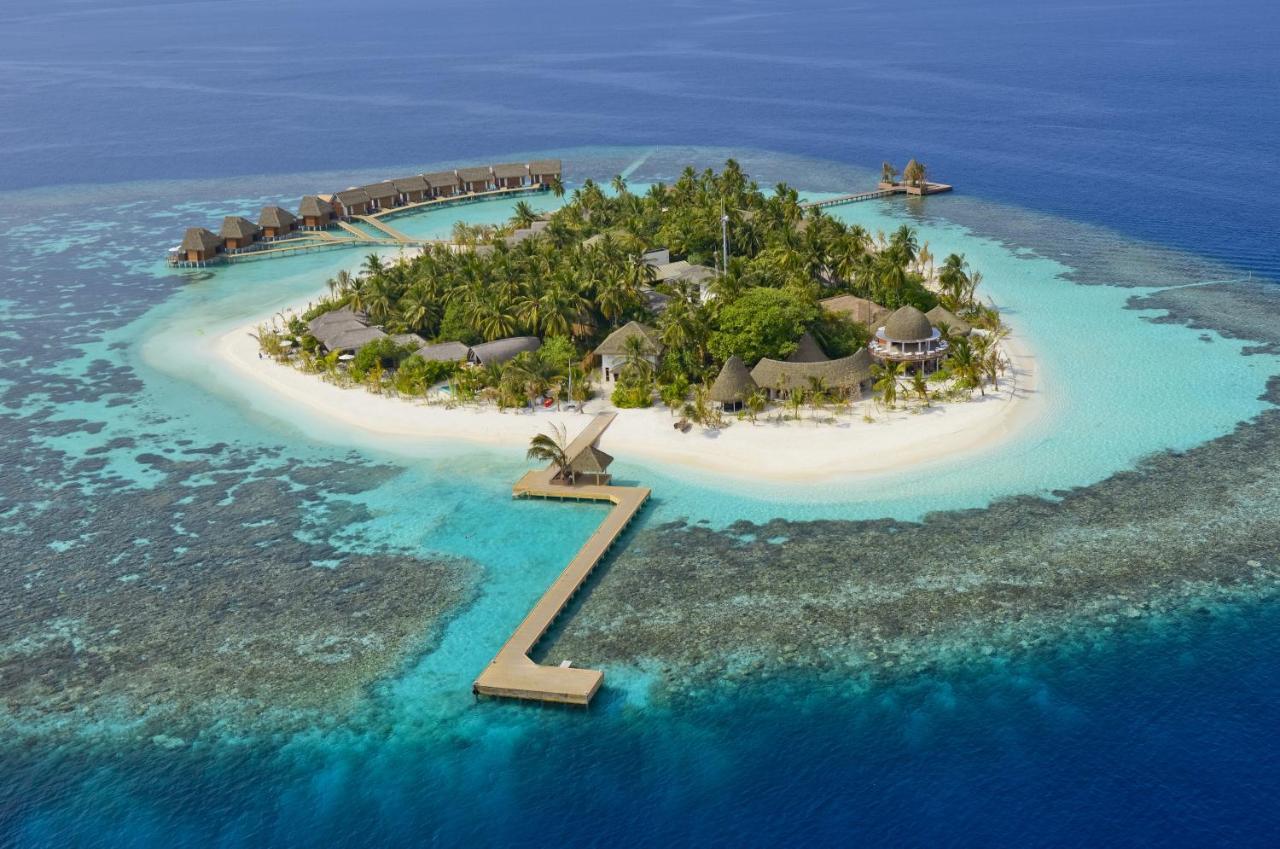 4 причины выбрать вариант размещения Kandolhu Maldives