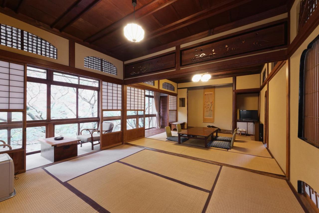 日本Japan,箱根、塔ノ沢,福住楼