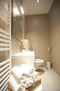 ห้องน้ำของ Parisseine Saint Germain Odeon