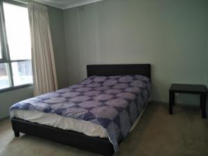 เตียงในห้องที่ 6 Bedrooms/9 Beds Huge House City+Park Views Beach