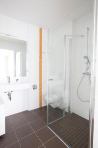 ห้องน้ำของ ADAPT APARTMENTS BERLIN - Adlershof