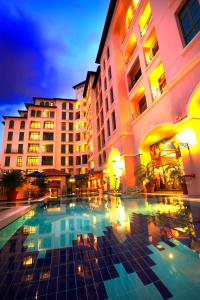 สระว่ายน้ำที่อยู่ใกล้ ๆ หรือใน Fraser Place Robertson Walk Singapore