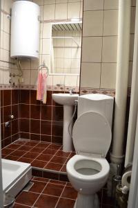 ห้องน้ำของ Lazarus Studio Apartment