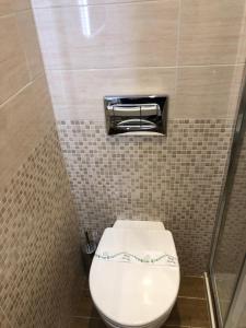ห้องน้ำของ Aurora Sirmione Appartamenti