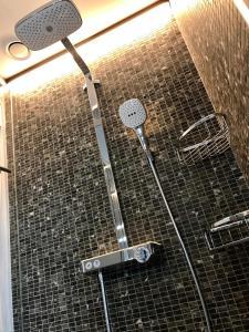 ห้องน้ำของ Luxury Suite Koksijde 102 Adult only!
