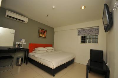 for Design hotel pandan indah