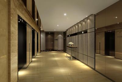 伊思德国际公寓 广州保利世贸中心