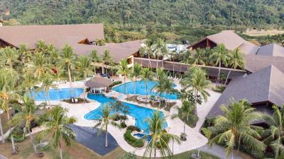 Nexus Resort & Spa Karambunai (尼克斯度假村&卡拉姆布纳伊温泉)