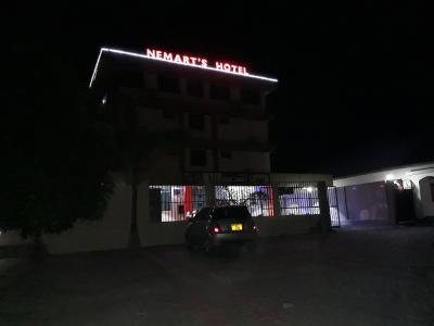 Nemarts Hotel ดาร์เอสซาลาม แทนซาเนีย - Booking com