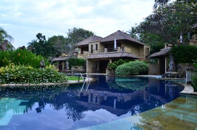 龙目岛俱乐部泳池别墅 (印尼 圣吉吉) - booking.com