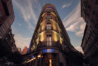 普雷西亚多斯酒店 Hotel Preciados