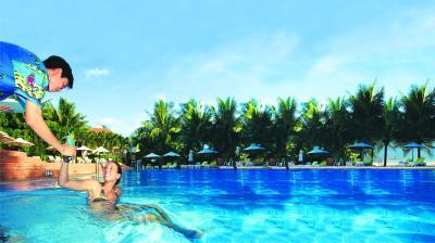 西贡富国岛spa度假酒店