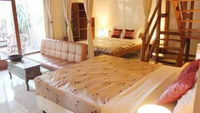 巴厘岛别墅酒店