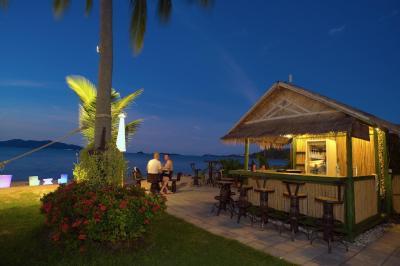 com 缤客: 班苏梅岛海滩酒店 , 波普托, 泰国
