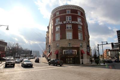Boston Hotel Buckminster (巴克敏斯特波士顿酒店)