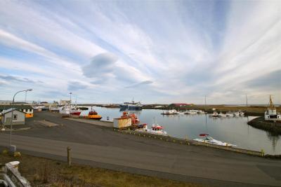 com 缤客: 瓦穆尔公寓酒店 , 霍芬, 冰岛