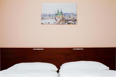 Hotel Inturprag (因托普拉格酒店)