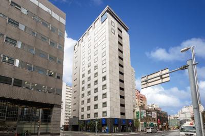 Best Western Hotel Fino Sapporo (贝斯特韦斯特酒店)