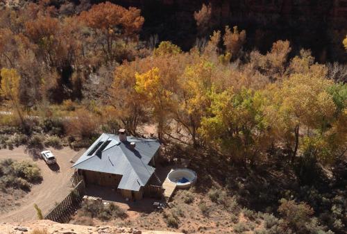Los Vados Canyon House