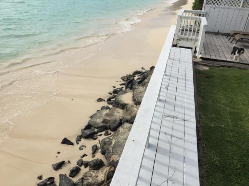 HAPPY NEST -- OCEANFRONT LANIKAI HAWAII