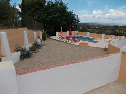 วิวสระว่ายน้ำที่ Villa Vista หรือบริเวณใกล้เคียง
