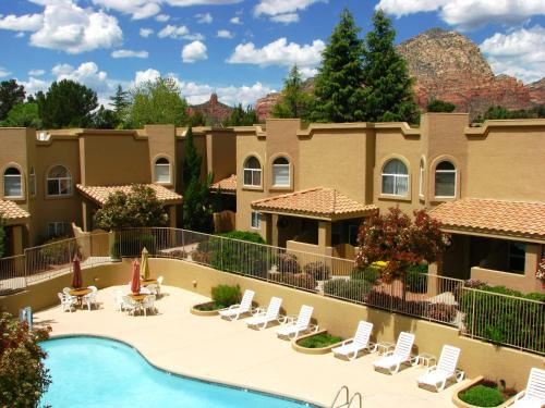 Sedona Springs Resort, a VRI resort