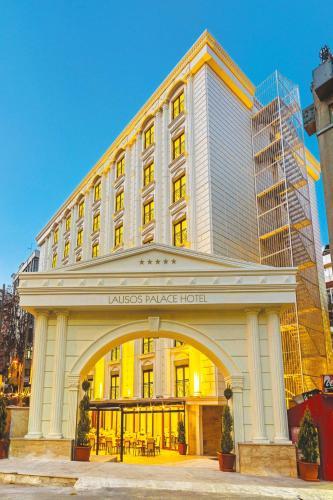 هتل لائوزوس