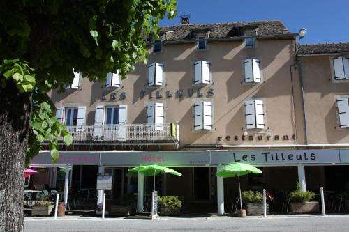 Hôtel Les Tilleuls de Pareloup