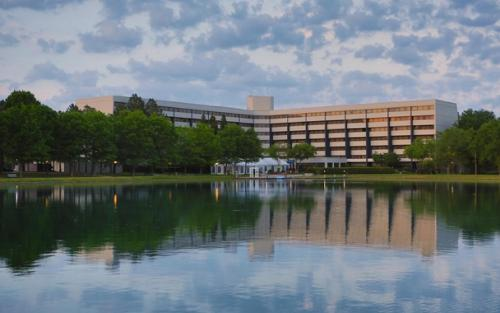 DoubleTree Suites by Hilton Raleigh-Durham