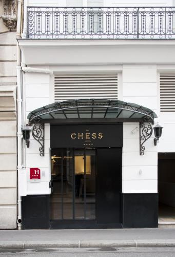 The Chess Hotel.