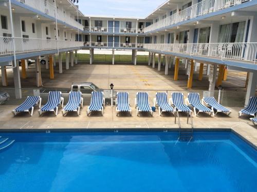 Boardwalk Kings Inn - Wildwood Oceanfront