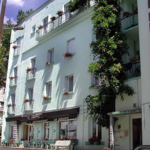 Hôtel-Restaurant Le Square